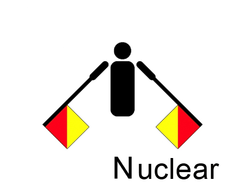 'N' is for Nuclear