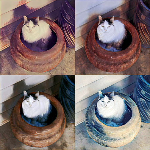 Anastasia in a Clay Pot