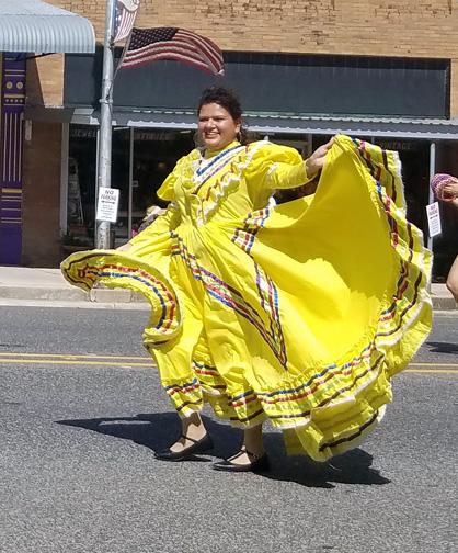Folklorico Dress