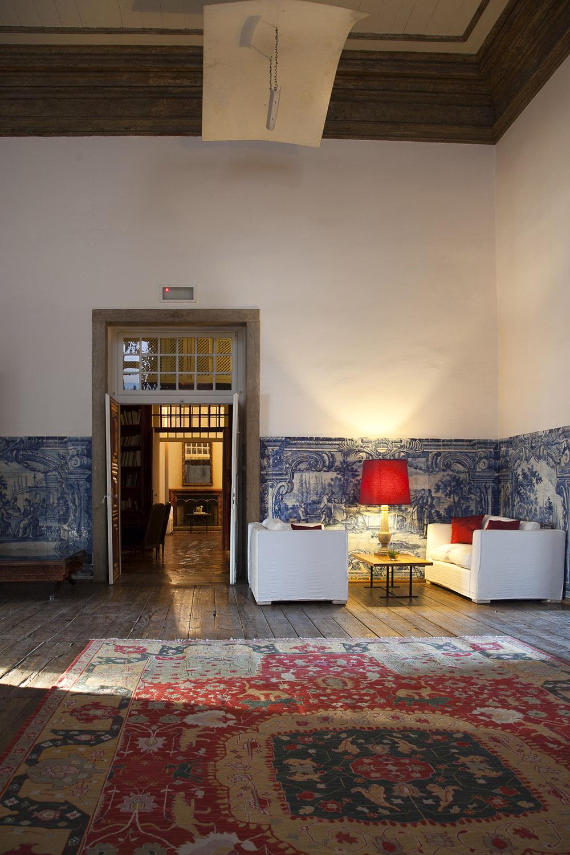 The Caftan Clique/Places Of the Heart: Palácio Belmonte