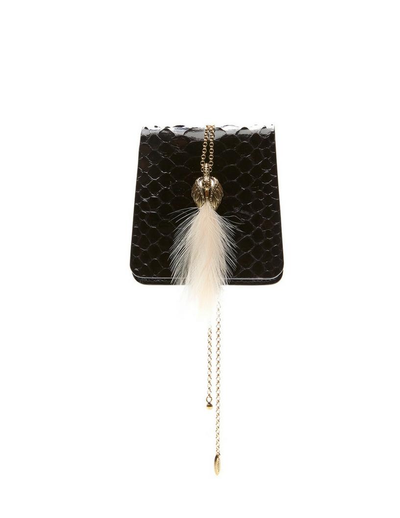 Lanvin Mini Python Bag