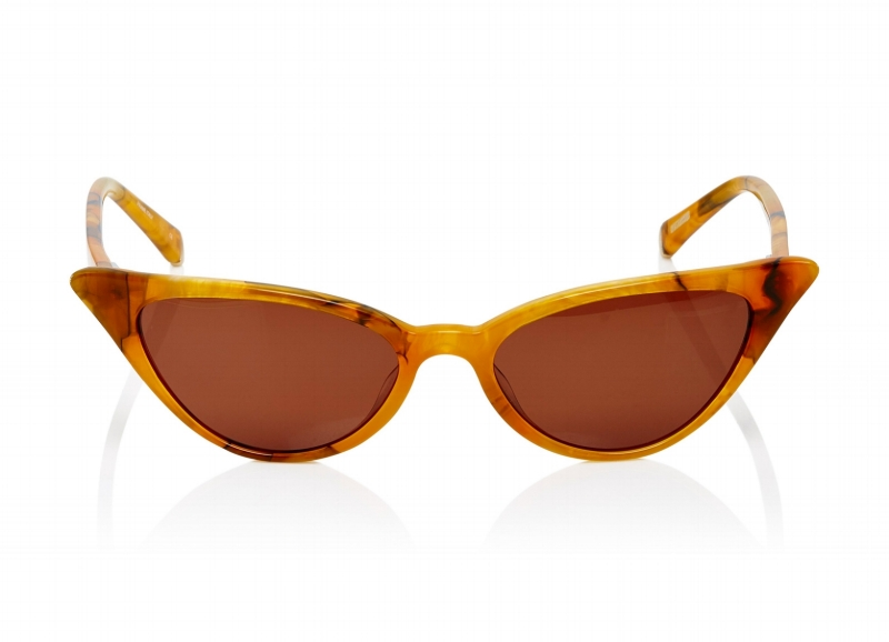 Kate Young Cat-Eye Sunglasses