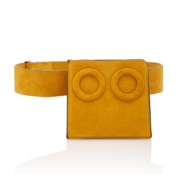 BOYY Deon Suede Belt Bag