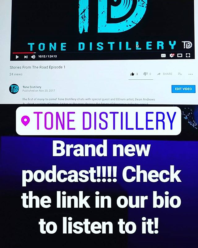 Check out our brand new podcast!! Click the link in our bio and enjoy while you wait for that turkey dinner and some wicked sales this weekend!! #happyturkeyday #podcast #music #listening #talking #socialmedia #musicindustry #storiesfromtheroad