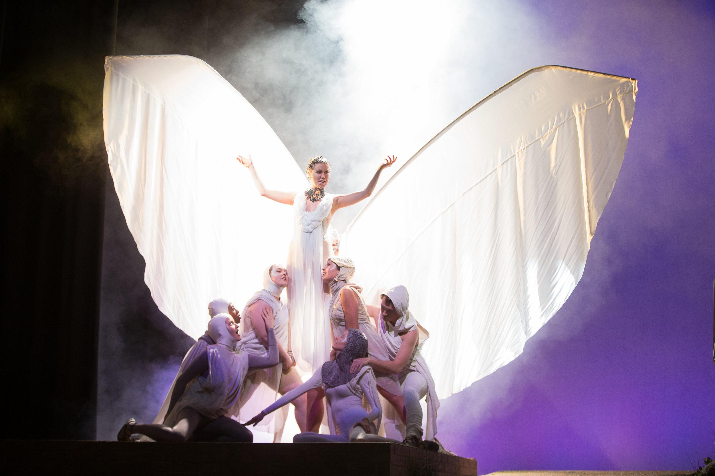 Angels in America (Concordia University)  Costume Design