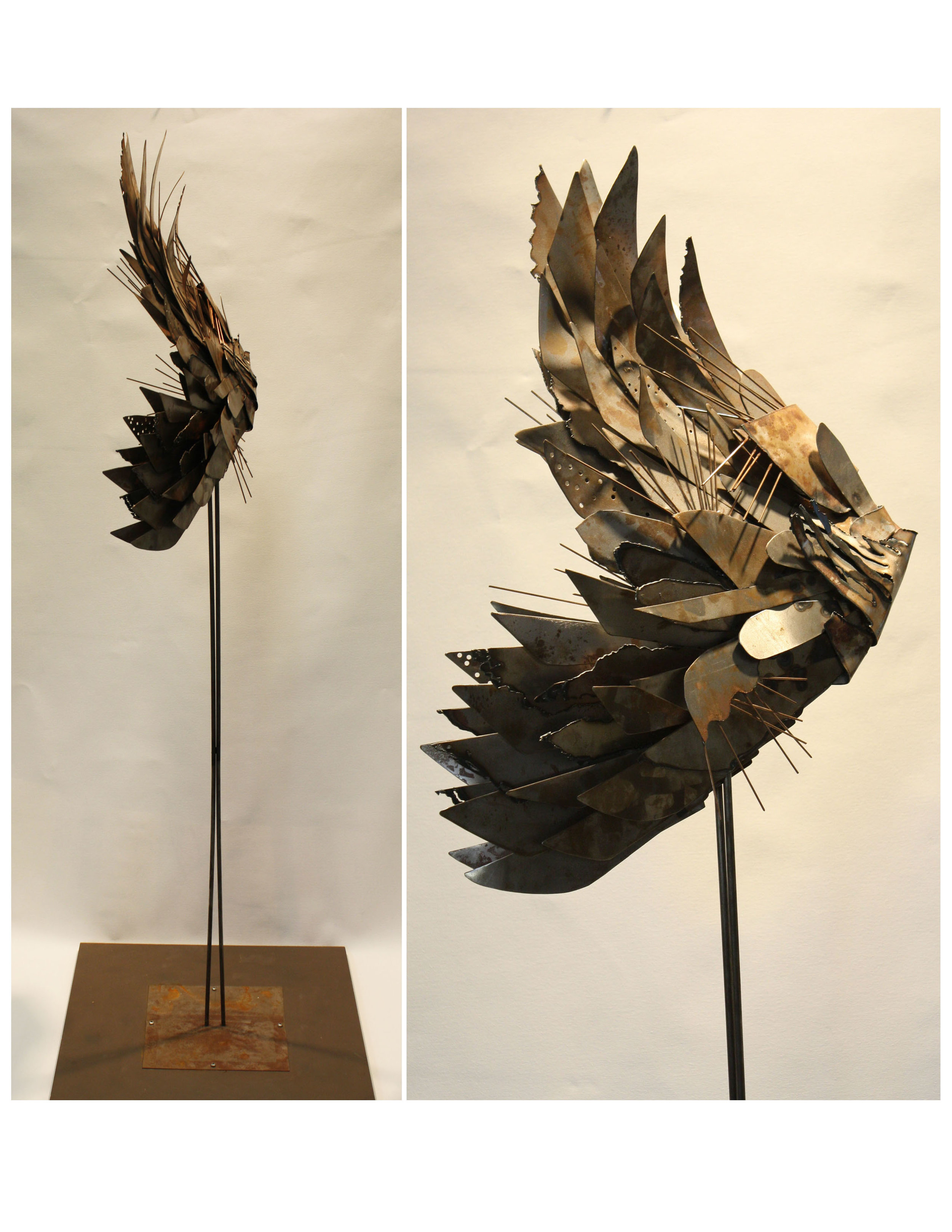 Flight. 2010, Metal
