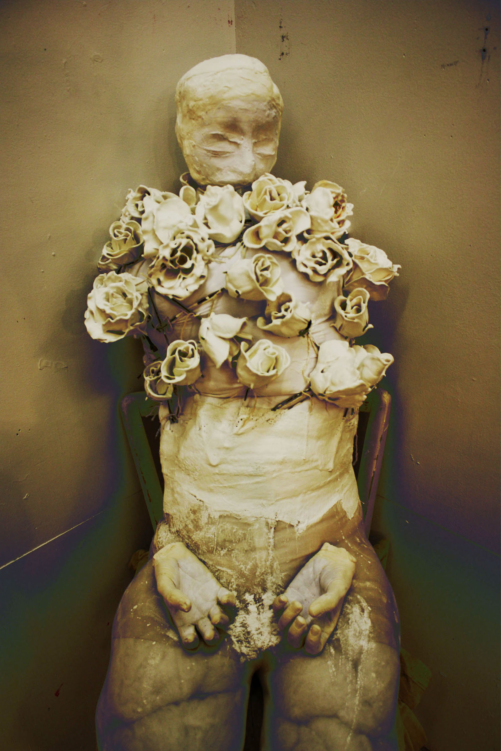 Mother II. 2010, mixed media