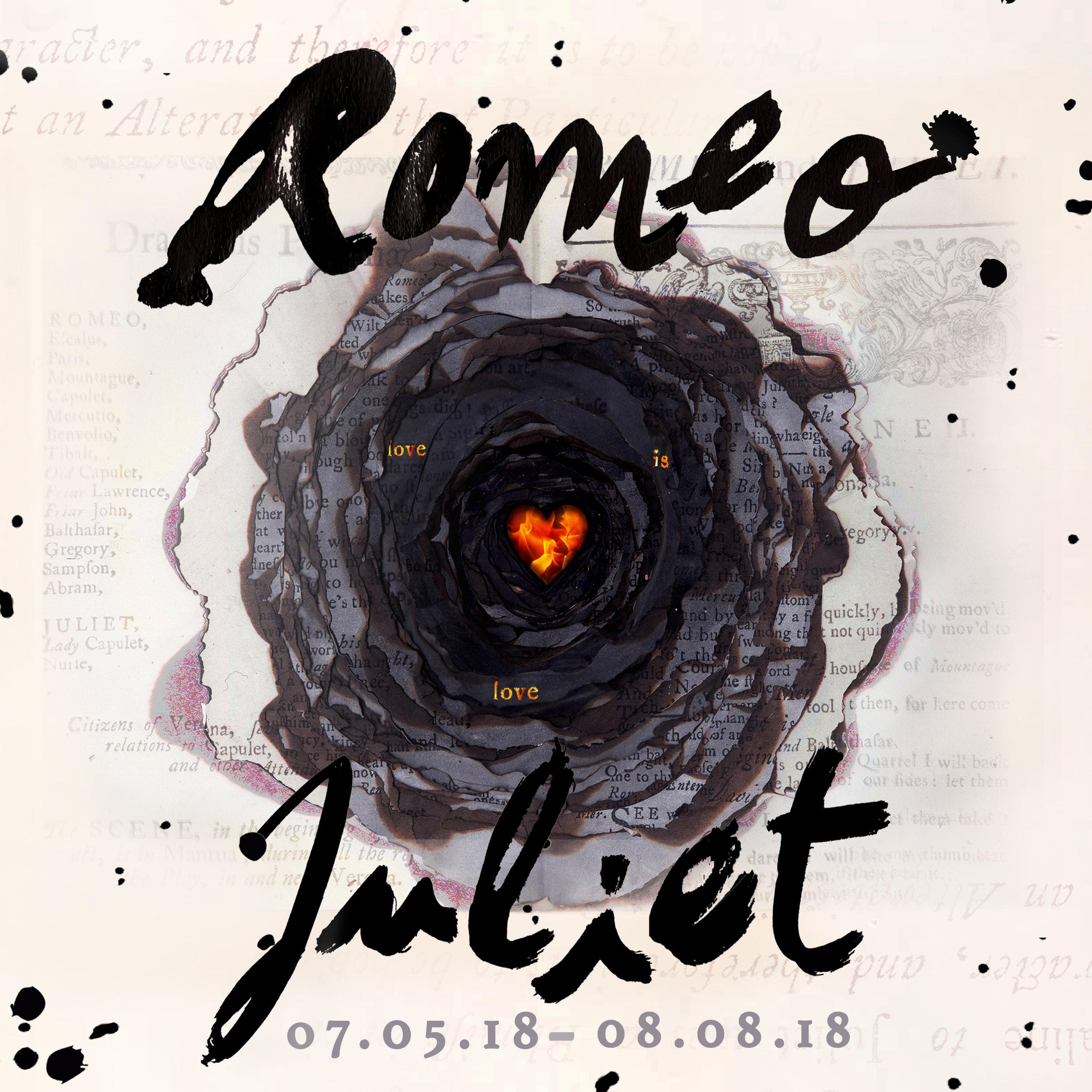 Romeo & Juliet (Repercussion Theatre)  Costume Design