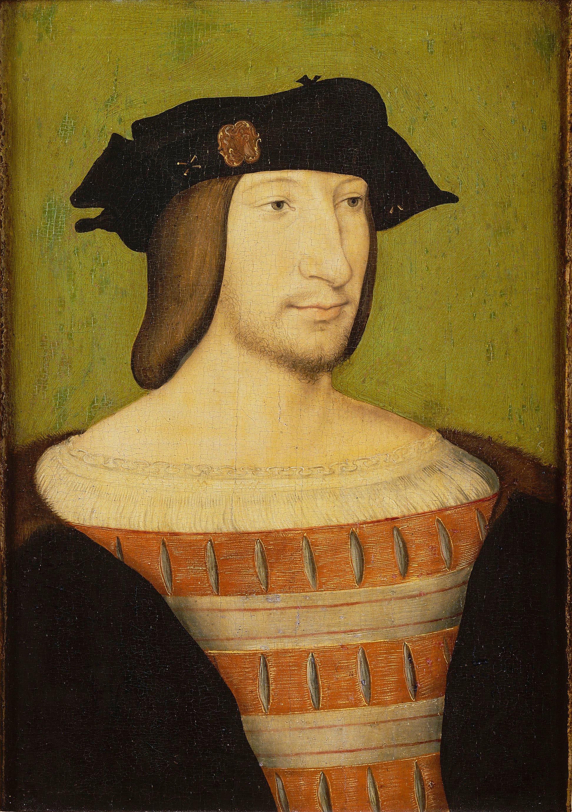 Francis I - 1515