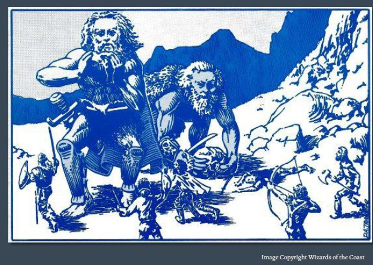 G2 - The Glacial Rift of the Frost Giant Jarl