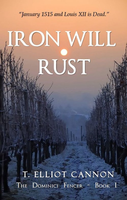 Click the cover to get  Iron Will Rust  on Amazon!