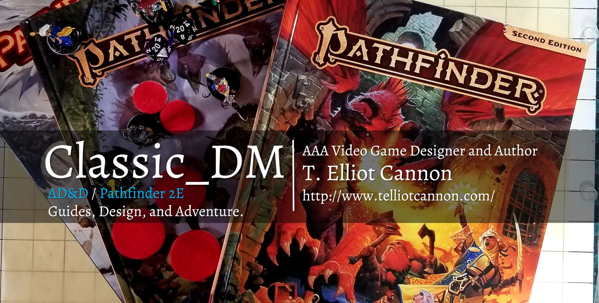 Visit Classic_DM on Patreon. Show your support!