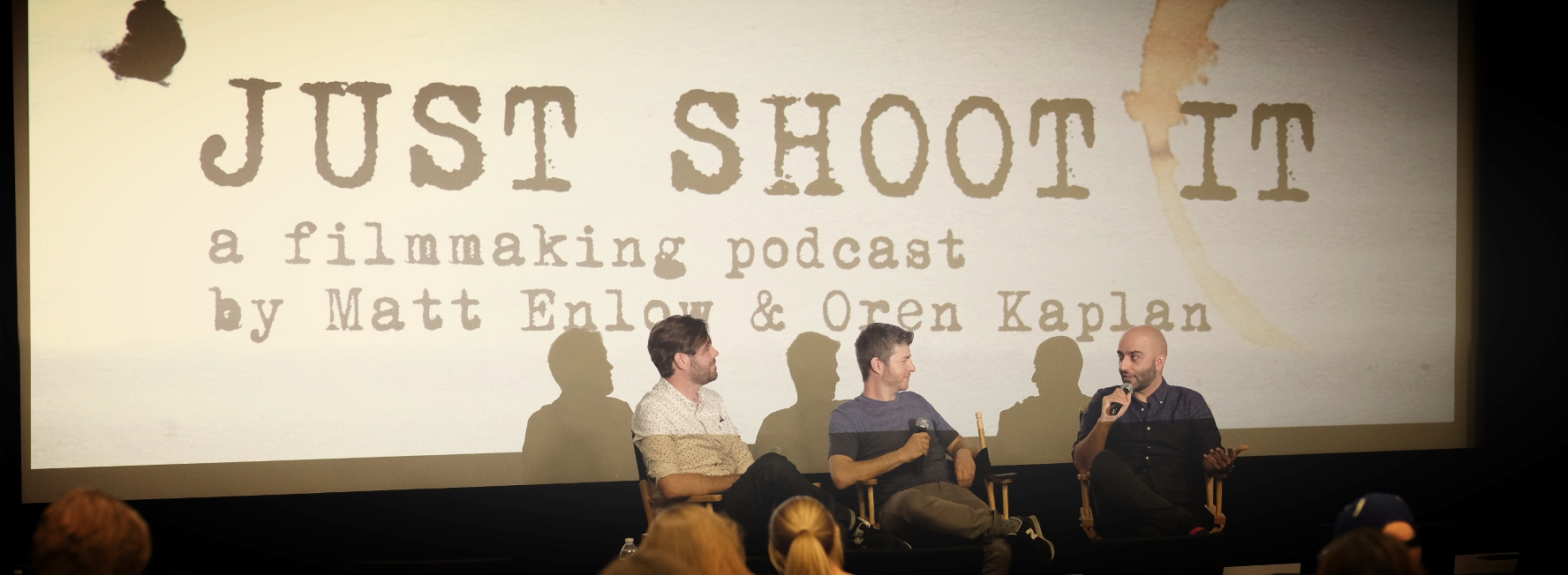 A live show for USC's Talent Week with Brooklyn Nine-Nine and Last Man on Earth director Payman Benz.