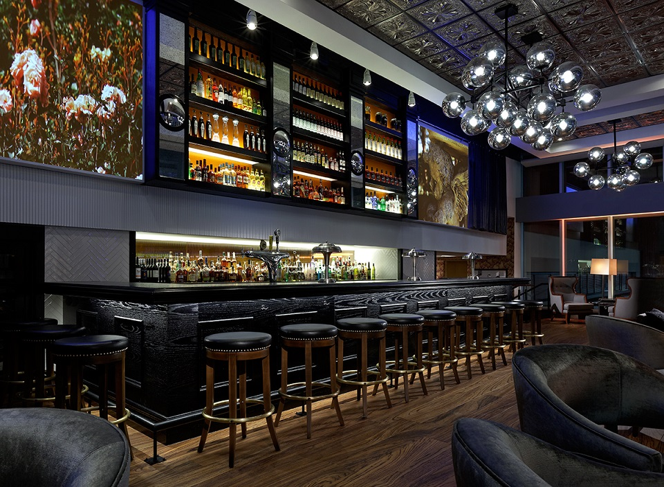 Starting at $3,000 min spend on drinks & food