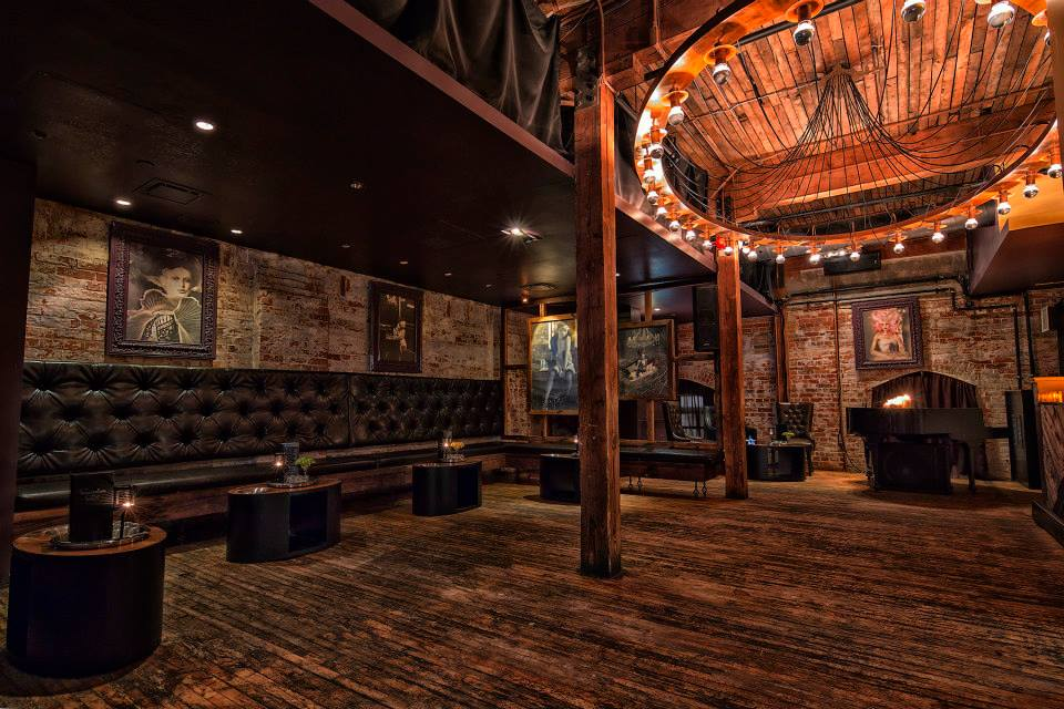 Weekday - Starting at $3,000 min spend on bar