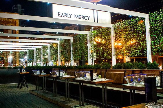 Weekday - Starting at $4,500 min spend on bar