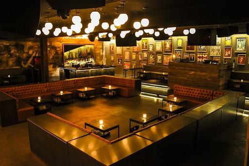 Weekday - Starting at $4,000 min spend on bar