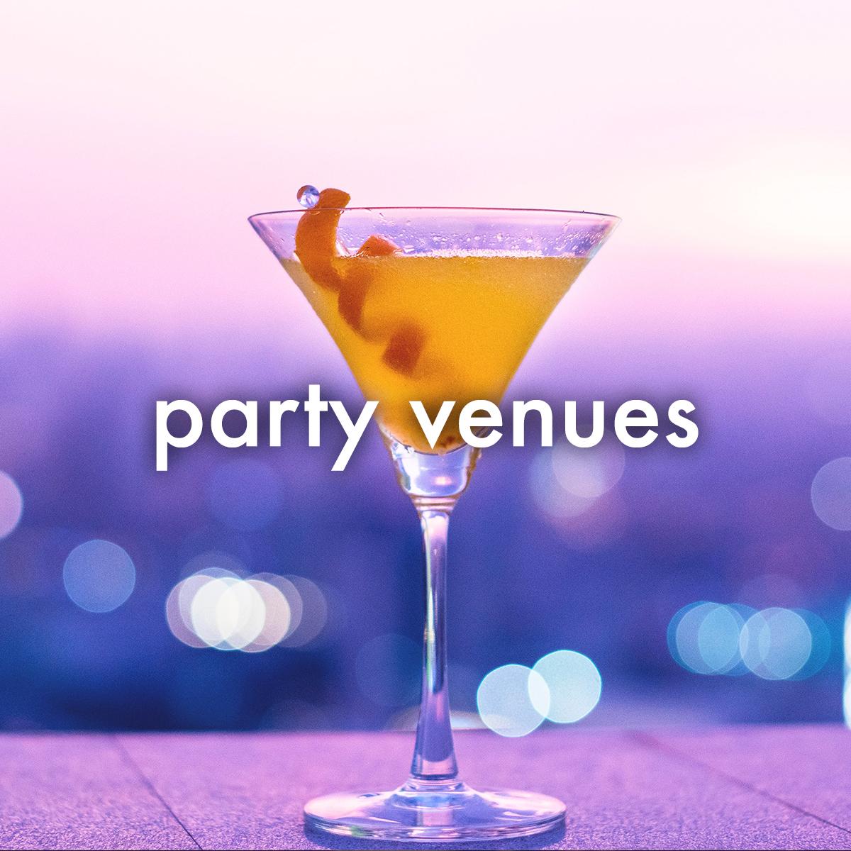 Party Venues in Toronto