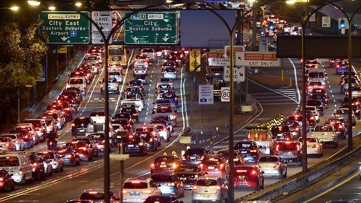 Australian cities have been in no hurry to become smart. Source: SBS.