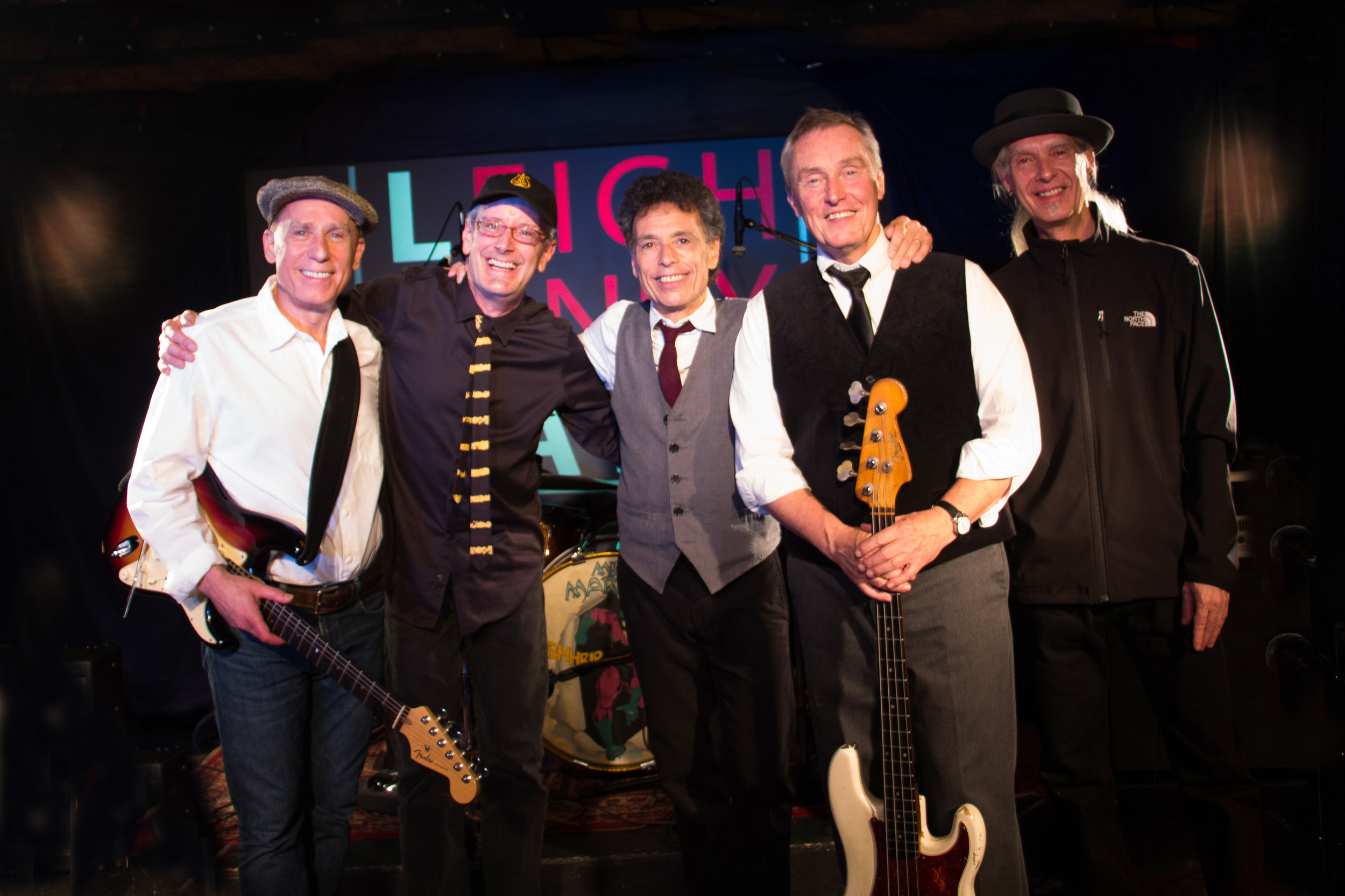 The Leigh Henry Band