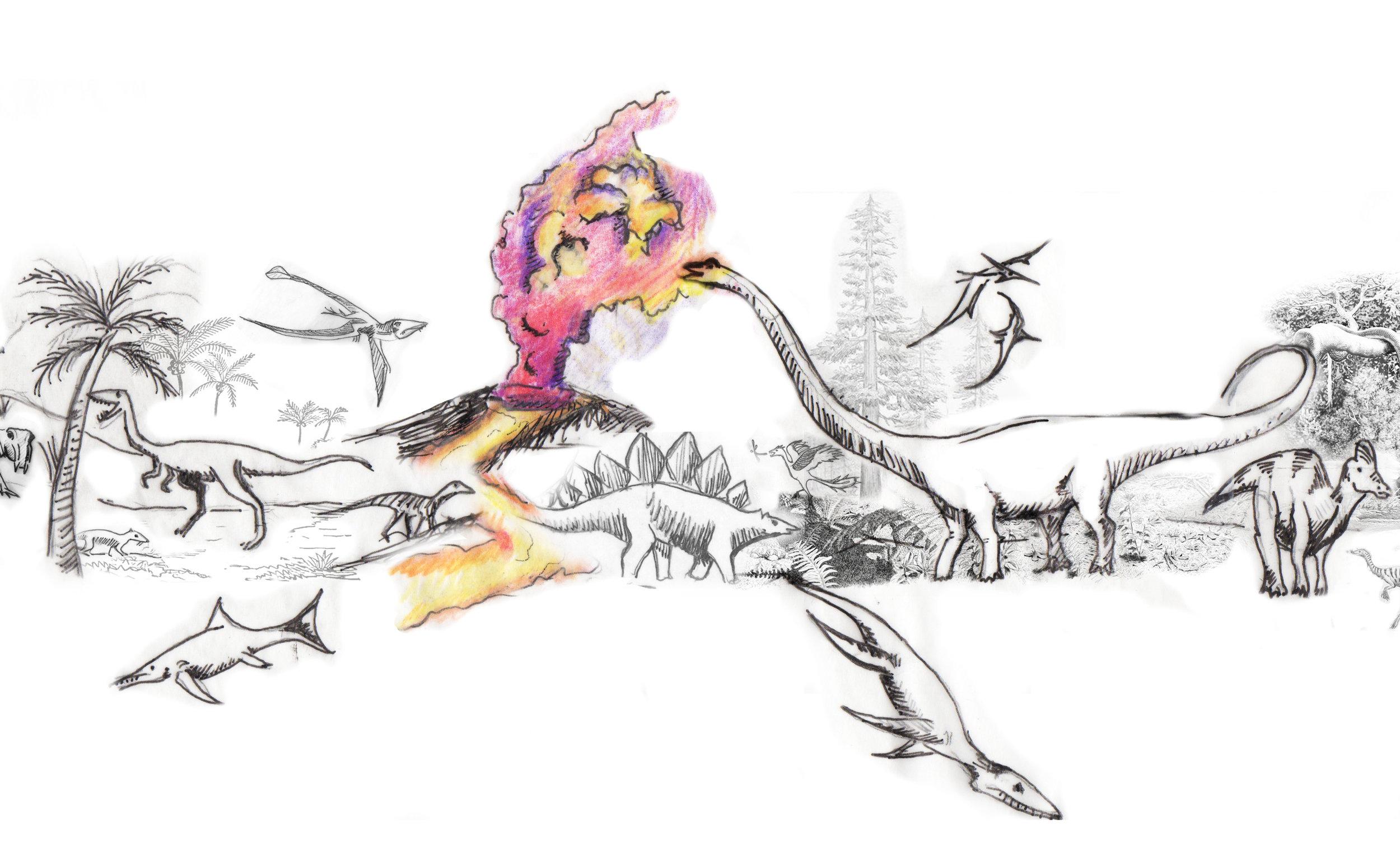 Jurassic-Cretaceous Extinction Event