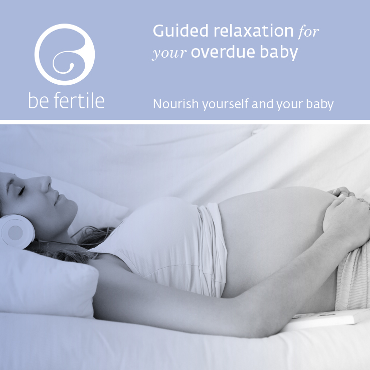 Relaxation for your overdue baby