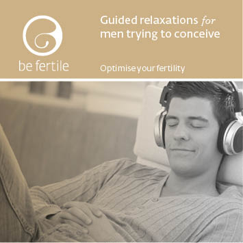 Men trying to conceive meditation