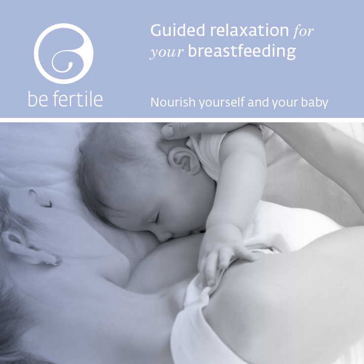 relaxation for breastfeeding