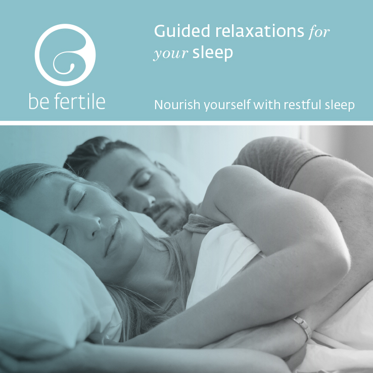 Guided relaxations for sleep