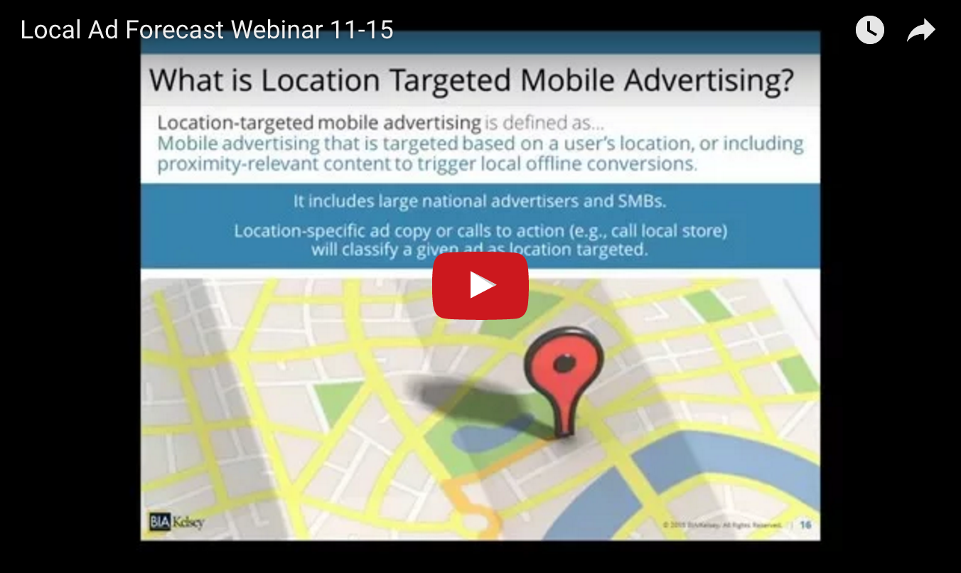 MB: MOBILE AD FORECAST