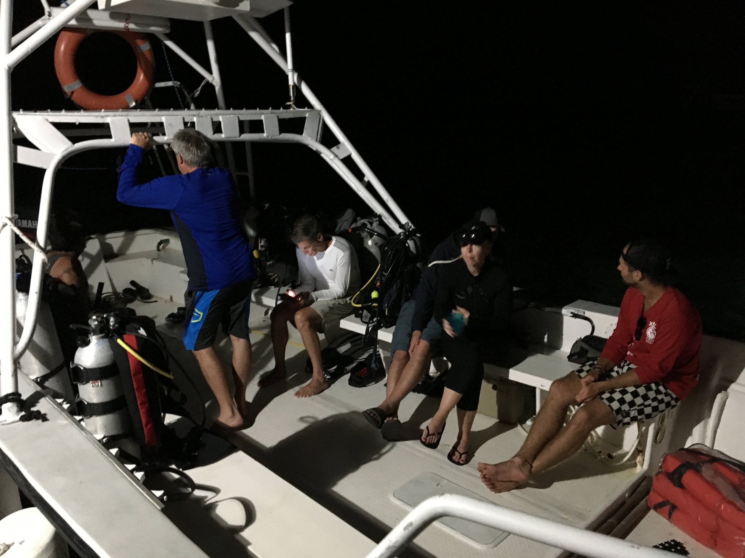 At night we all shared stories and talked crocs and sharks and adventures. Such a great time.