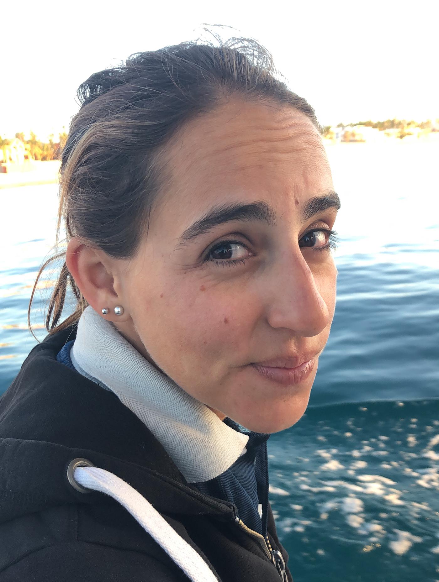 Our fearless guide Fernanda. You rock my friend!