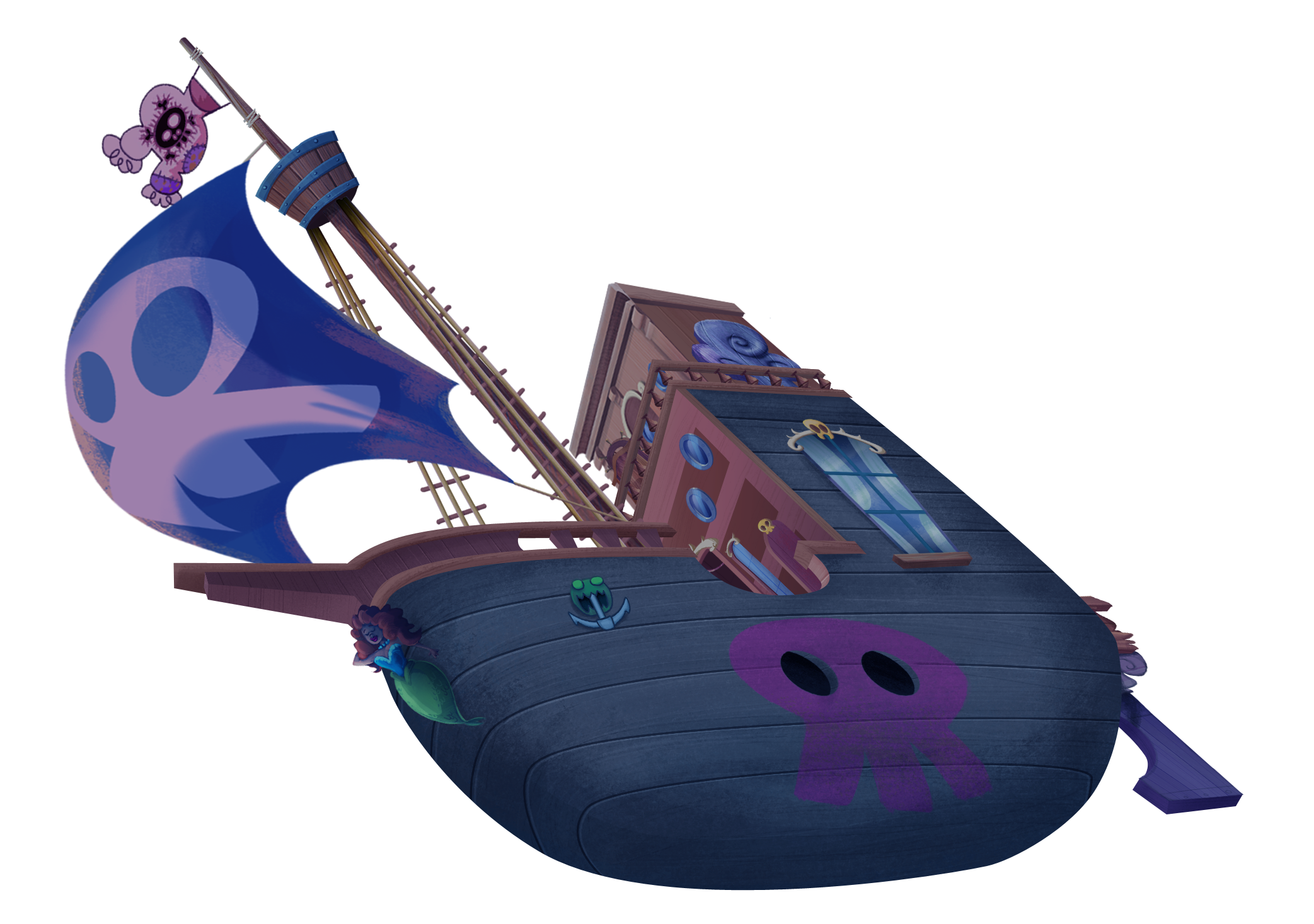 Pirate Express: Season 1