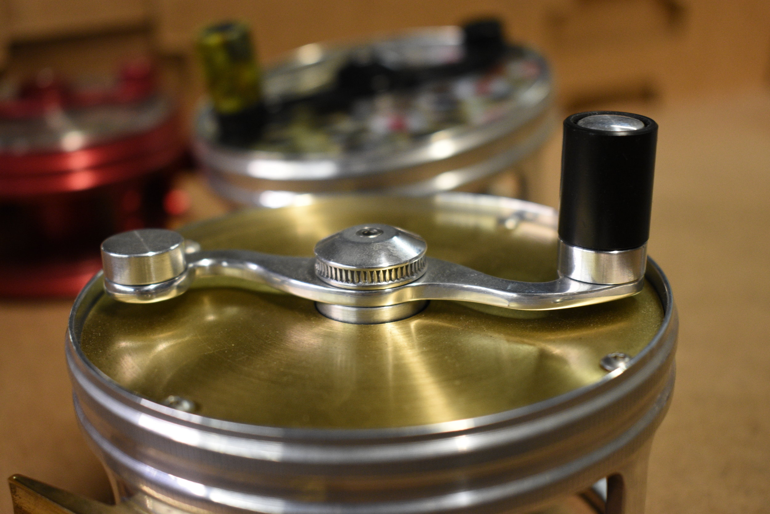 Some awesome finished SpeyCo reels about to be shipped to their new owners!