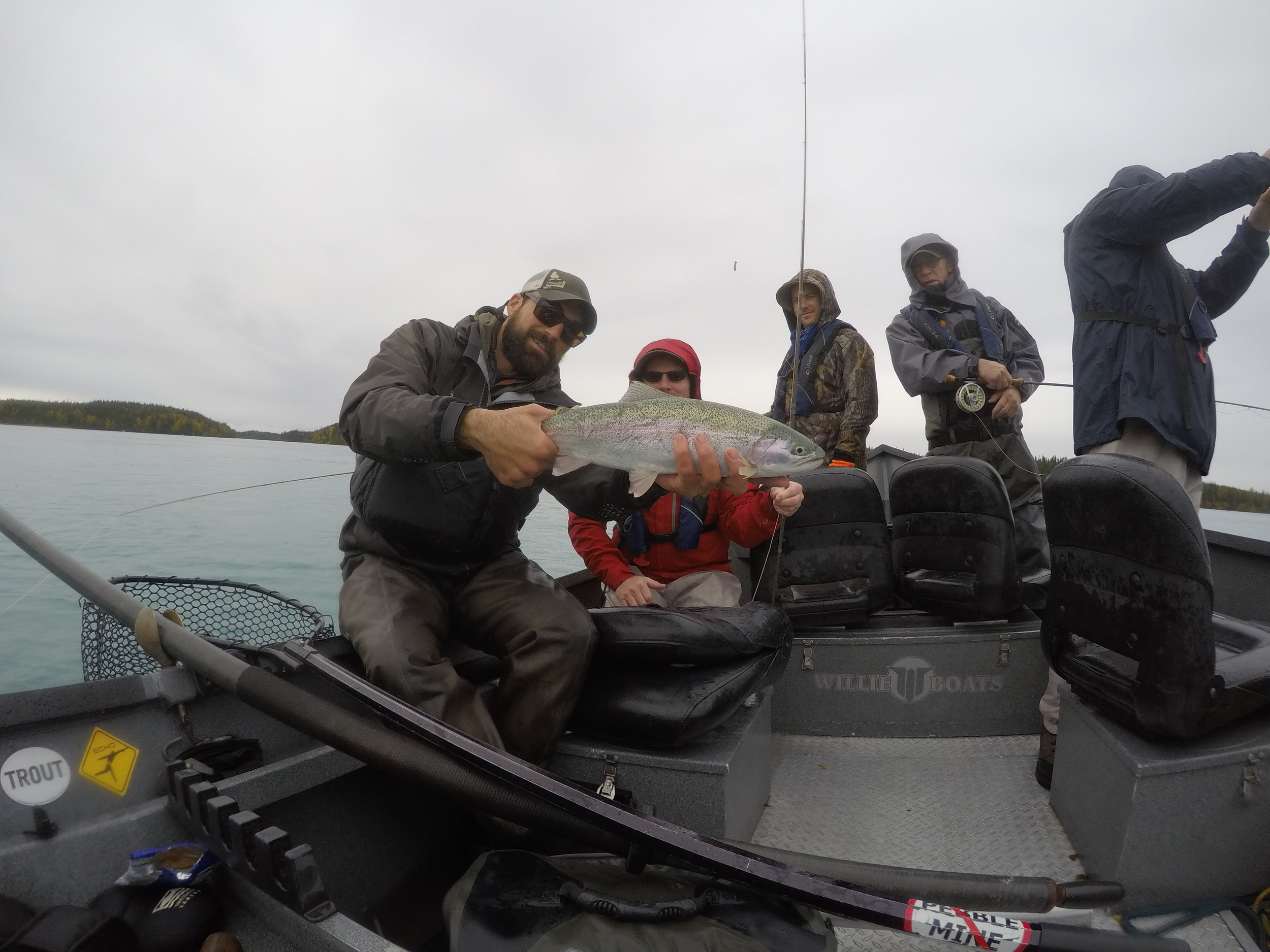 "The ""Bead Bite"" is an epic time of year to be on  the  Kenai!"