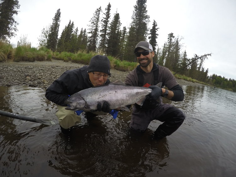 Explore Kasilof, AK - Fishing The Kasilof River - The