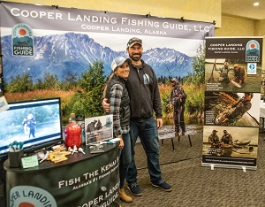 Our first fly fishing show of 2019!