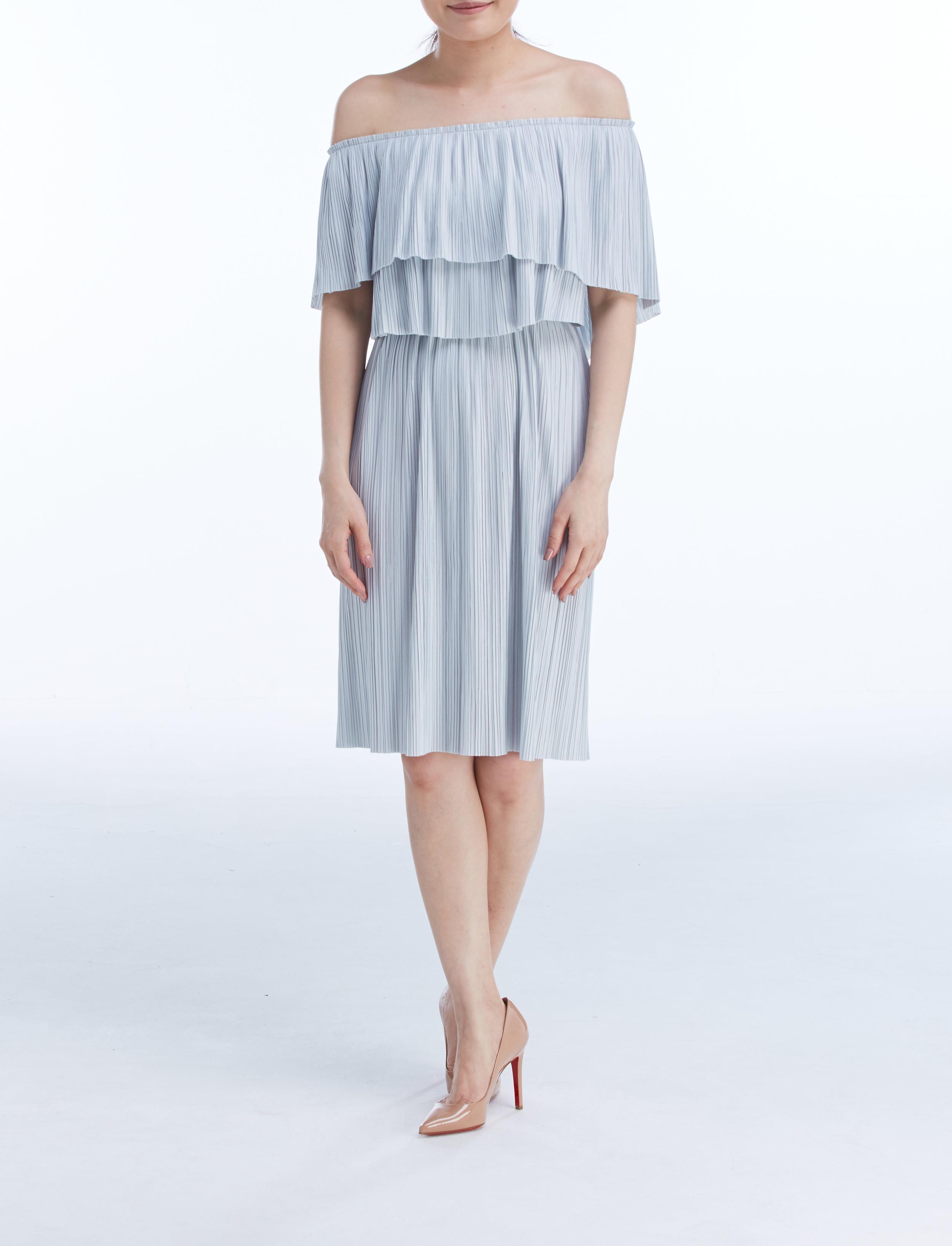 """CAMPARI DRESS 30"""" in Silverblue"""