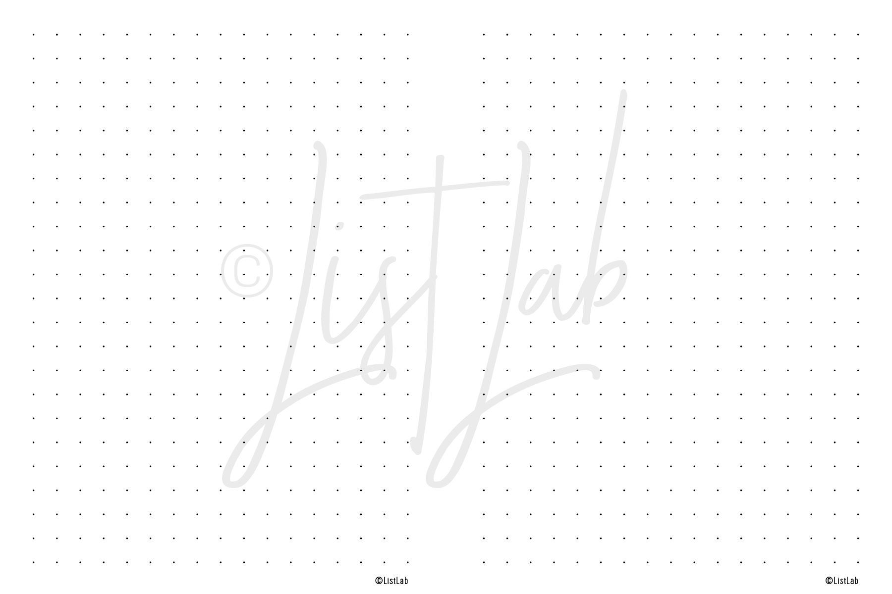 DOTTED PAGE