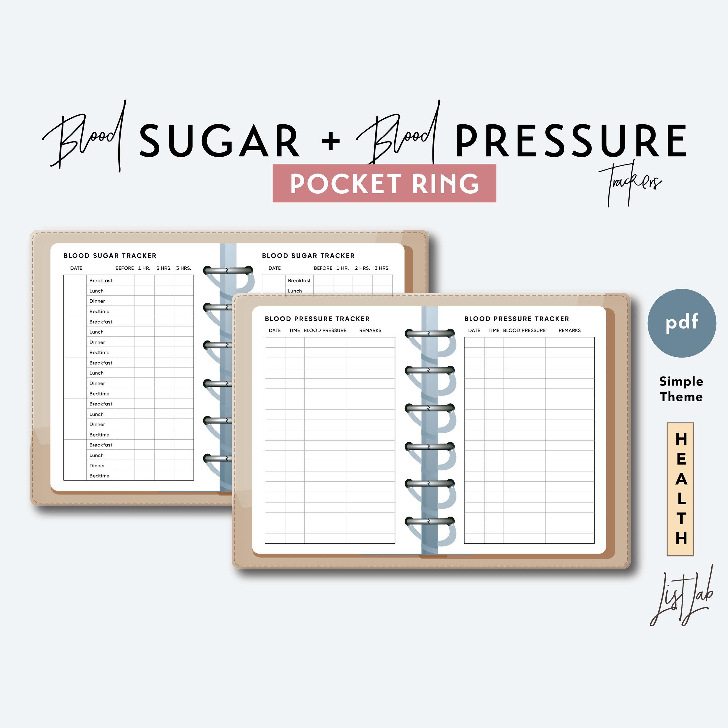 It is an image of Printable Blood Pressure Log regarding template