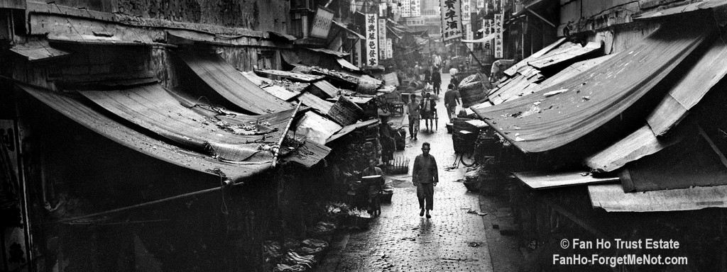 Alley-in-Rain