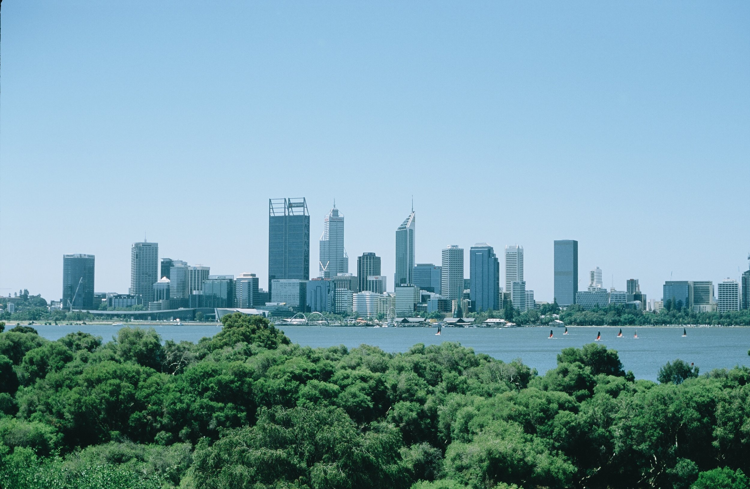 This is Perth.