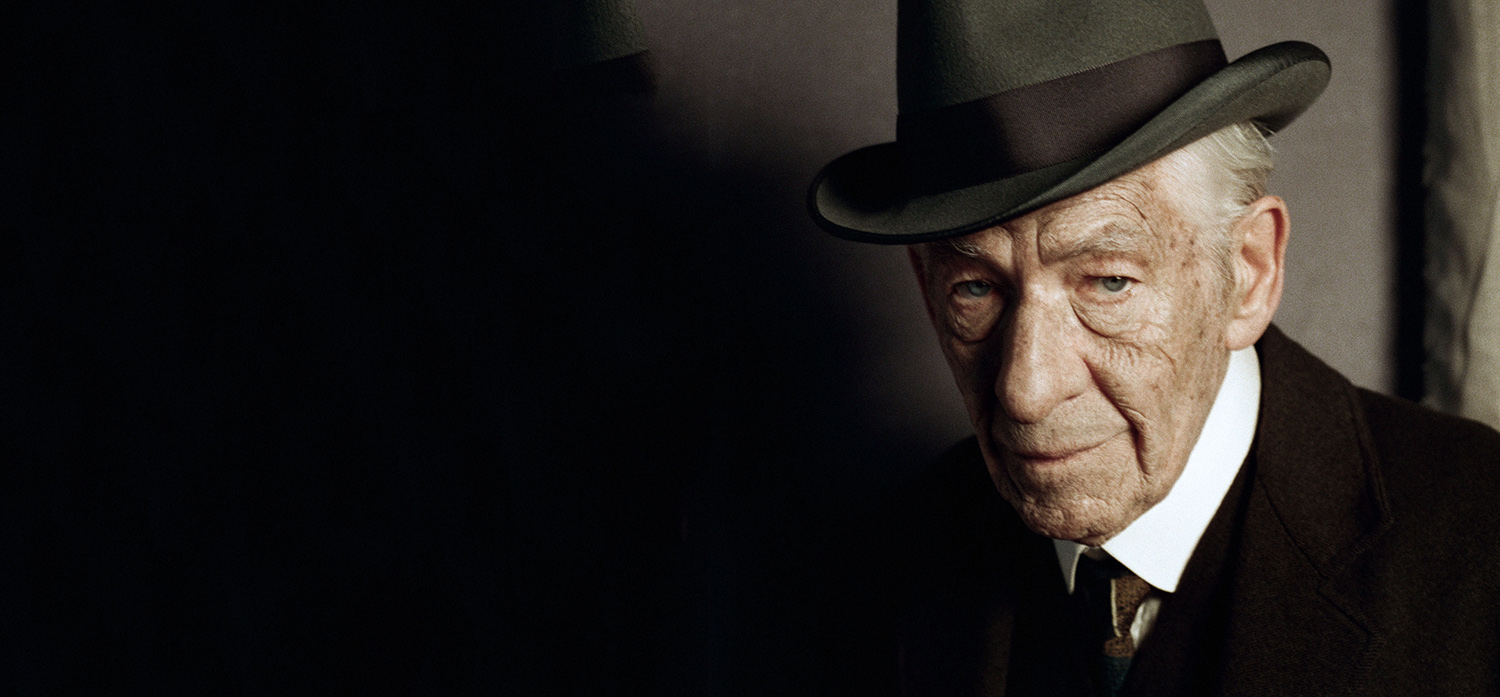 Mr. Holmes directed by Bill Condon. Image courtesy of Miramax.
