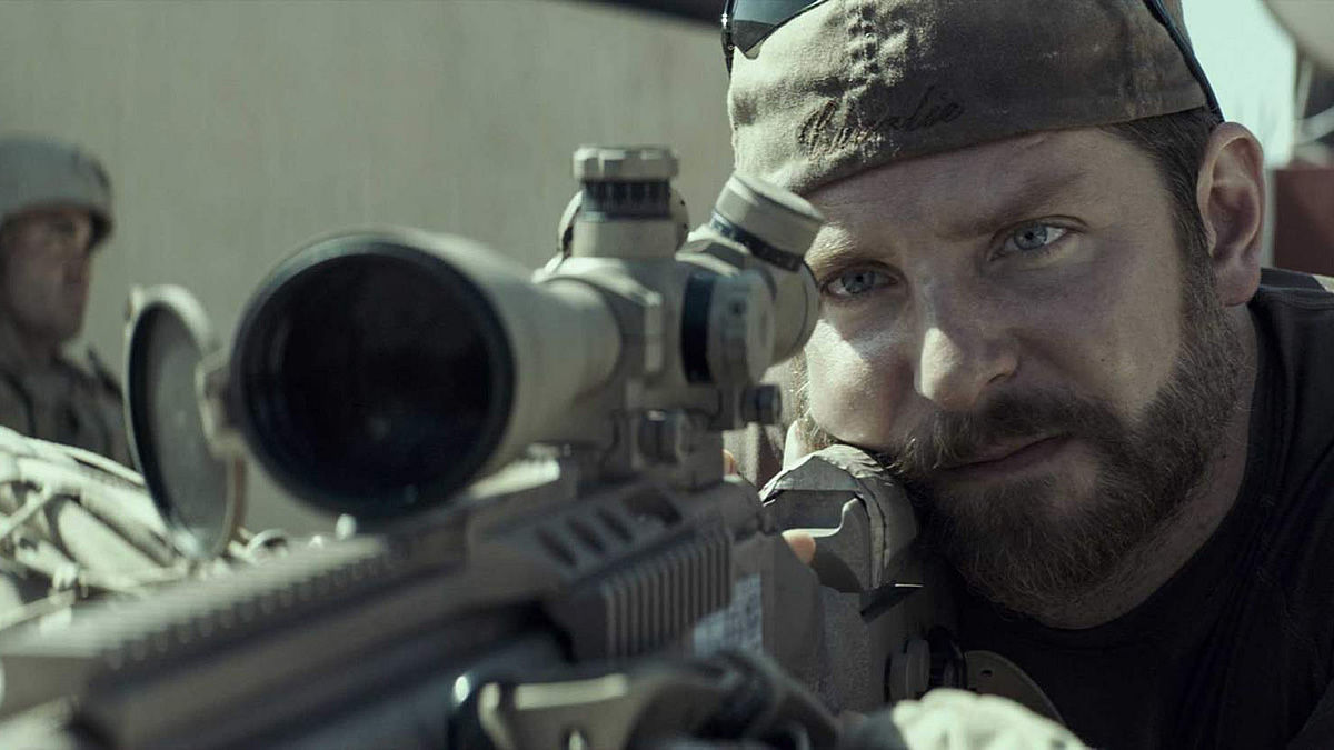 American Sniper directed by Clint Eastwood. Image courtesy of Warner Bros. Pictures.