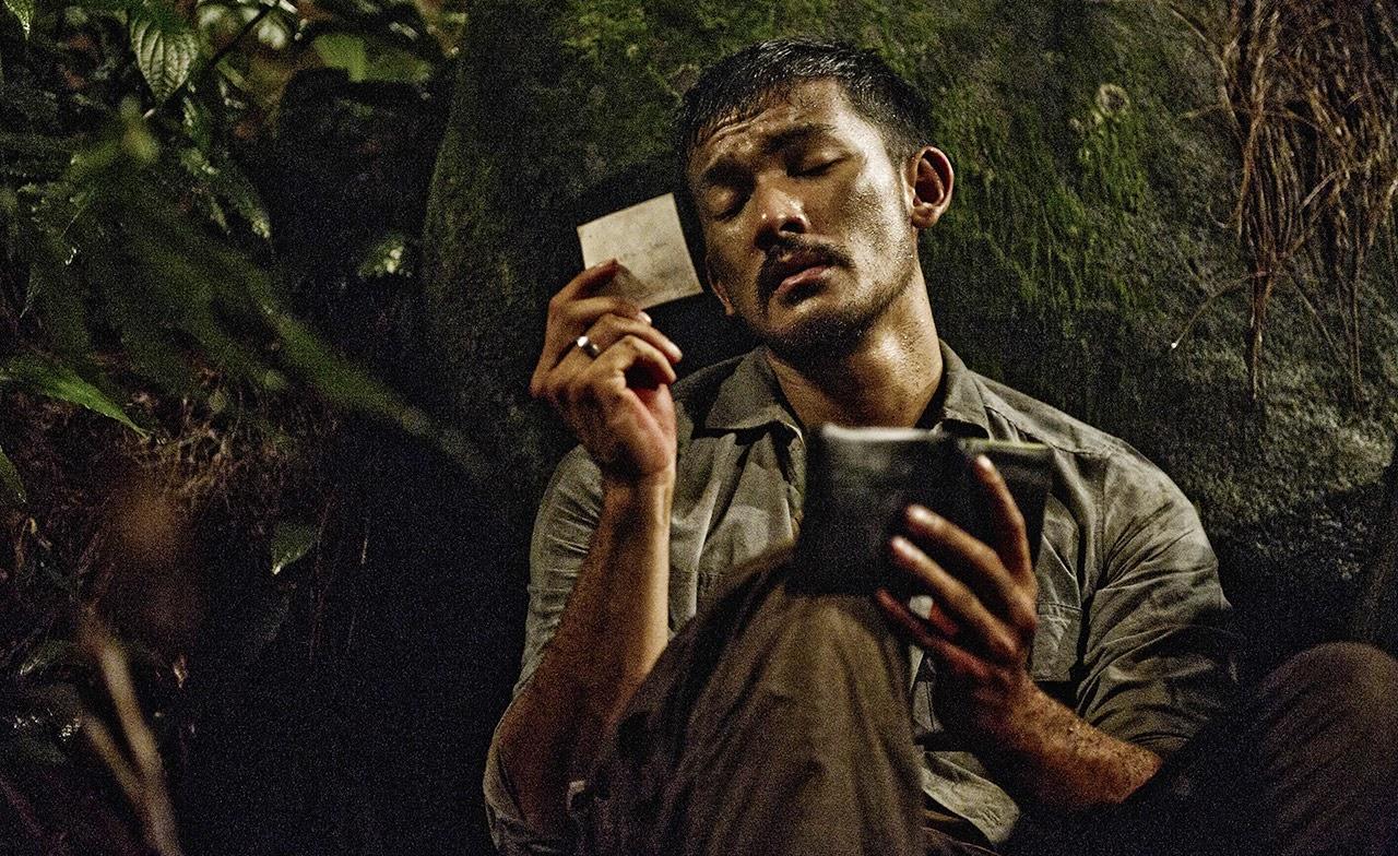 Rio Dewanto in Modus Anomali directed by Joko Anwar. Image courtesy of Lifelike Pictures.