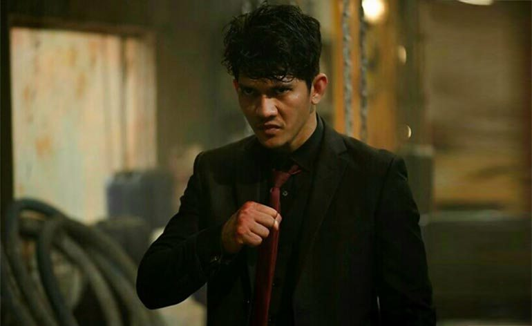 After Above Skyline, Iko Uwais seeks redemption.