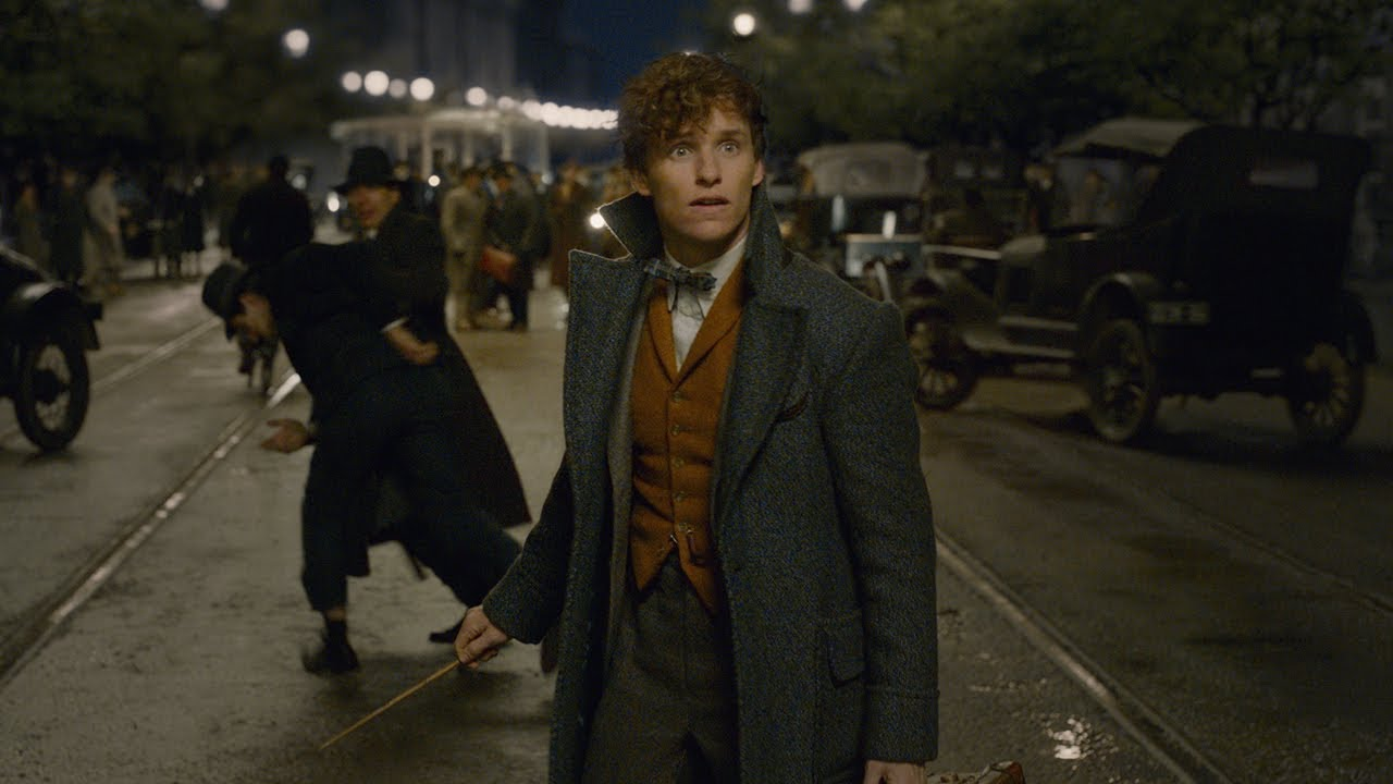 The Crimes of Grindelwald, directed by David Yates. Image courtesy of Warner Bros. Pictures.