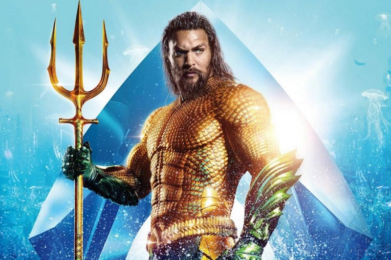 Aquaman directed by James Wan. Image courtesy of Warner Bros. Pictures.