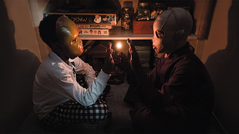 Us, directed by Jordan Peele. Image courtesy of Universal Pictures.
