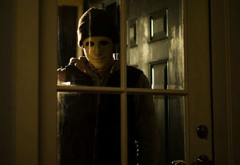 Hush directed by Mike Flanagan. Image courtesy of Blumhouse Productions.